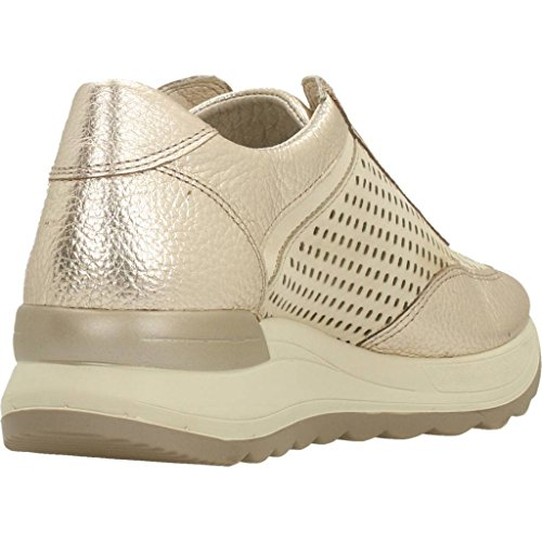 24 HORAS Calzado Deportivo Para Mujer, Color Gold, Marca, Modelo Calzado Deportivo Para Mujer 23585 Gold Gold