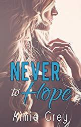 Never to Hope (Accepting Fate Book 2)