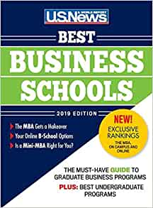 Online Business Schools >> Best Business Schools 2019 U S News And World Report Anne