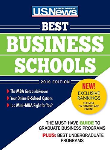 Best Business Schools 2019 (Best Graduate Schools 2019 Guidebook)