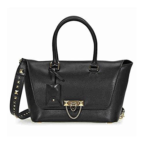 Valentino Black Bag Demilune
