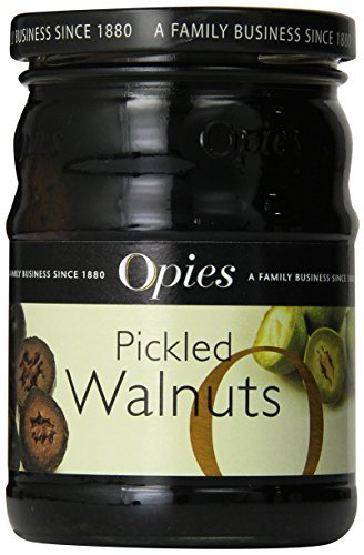 (Opies Pickled Walnuts - 390g - 4 Pack)