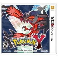 Pokémon Y - 3DS
