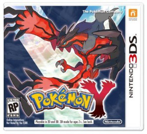 Pokemon Y nintendo 3ds product image