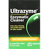 ULTRAZYME ENZYMATIC TABS 20