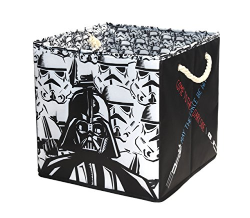 Star Wars Storage Cube with Rope Handle, Multicolor