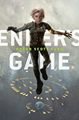 Orson Scott Card's Ender's Game is the winner of the Nebula and Hugo Awards  In order to develop a secure defense against a hostile alien race's next attack, government agencies breed child geniuses and train them as soldiers. A brilliant you...