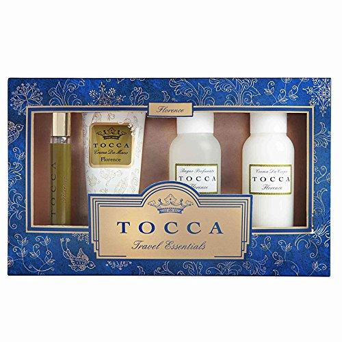 Tocca Beauty Florence Travel Essentials Gift-Set, 4 pcs