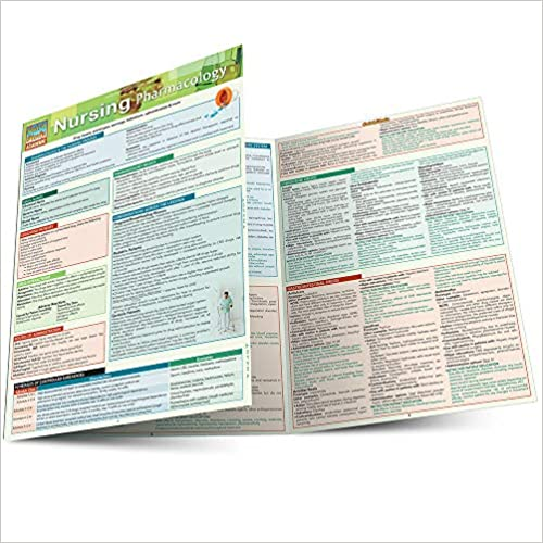 Nursing Pharmacology Quick Study