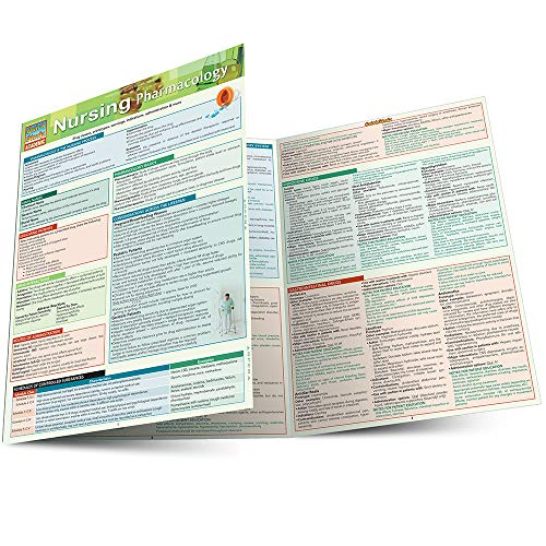 Nursing Pharmacology (Quick Study Academic) (Head To Toe Assessment Guide For Nursing Students)