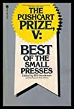 The Pushcart Prize V, Bill Henderson, 0380530414