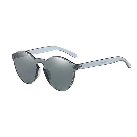 Gafas, Challeng Hombre y mujer de verano retro gafas de gato Moda neutra Plancha de hierro plano Piloto Espejo Glamour Lens Travel Gafas de sol ...