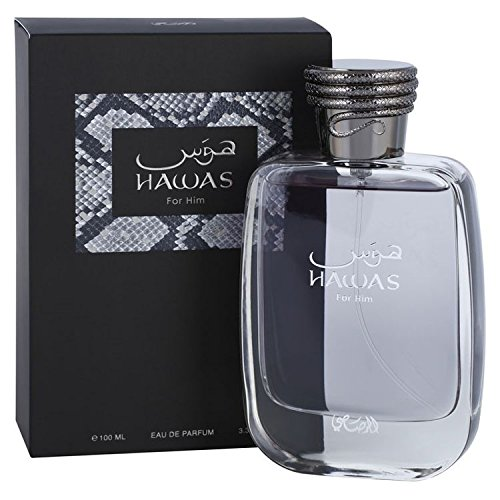 - Rasasi Hawas for Men EDP - Eau De Parfum 100ML (3.4 oz)