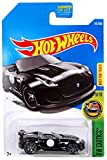 Hot Wheels 2017 HW Exotics '15 Jaguar F-Type Project 7 141 365 - Black