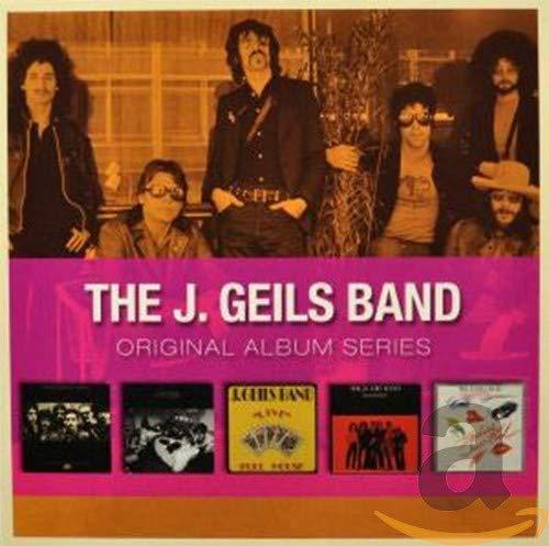 J. Geils Band - Original Album Series