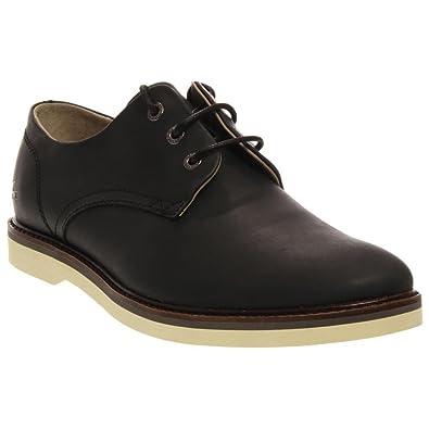 7d4d2f380bb530 Lacoste Men s Sherbrooke 116 1 Black Shoe