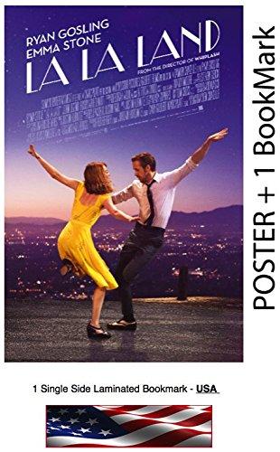 La La Land Movie Poster 24 X 36 Inches Ryan Gosling Emma Stone