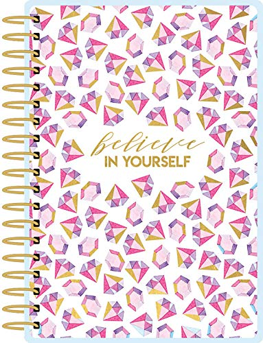 Paper House Productions PL-4003E Planner, Journal, Dairy, Notebook, Diary, Assorted Colors