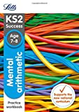 Letts KS2 SATs Revision Success - New 2014 Curriculum – Mental Arithmetic Age 7-8 Practice Workbook