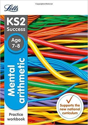 Det gratis bøker nedlasting Letts KS2 SATs Revision Success - New 2014 Curriculum – Mental Arithmetic Age 7-8 Practice Workbook (Letts KS2 SATs Revision Success - New Curriculum) (Norsk litteratur) PDF FB2 iBook