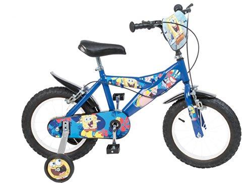 Bob Esponja – Bicicleta de 14″ (Toimsa 1441)