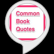 Common Book Quotes