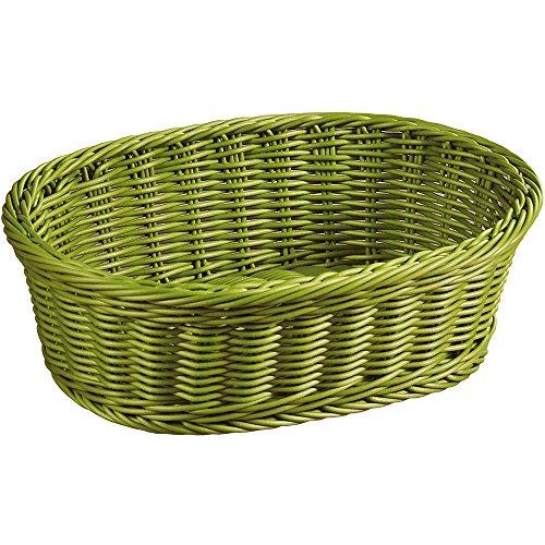 Kesper 19825 Fruit/Bread oval Basket, 11.61