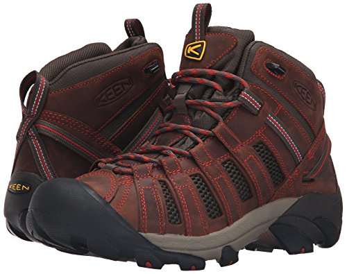 Pictures of KEEN Men's Voyageur Mid Hiking Boot Grey 9.5 M US 4