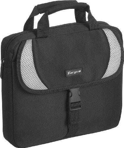 (Targus Sport Neoprene Sleeve Designed for 10.2 Inch Netbooks CVR211 (Black with Grey Accents))