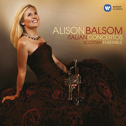 Italian Trumpet Concertos by Warner Bros.