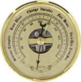 Ajax Scientific Dual Aneroid Barometer Dial, 72mm Diameter