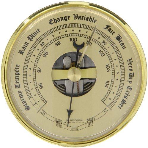 Ajax Scientific Dual Aneroid Barometer Dial, 72mm Diameter
