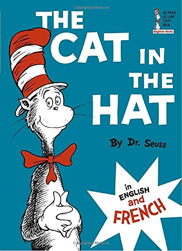 The Cat in the Hat in English and French (Le Chat Au (Cat In The Hat Story)