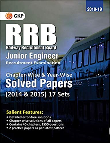 Buy RRB Junior Engineer 2018-19 : Chapter-wise & Year-wise