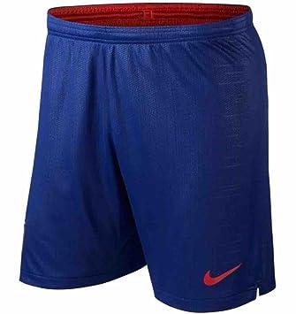 Nike Pantalón Corto Atlético de Madrid 18/19 Azul Niño