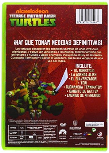 Amazon.com: Las Tortugas Ninja: La Invasión De Kraang ...