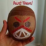 Hogue WS LLC Plastic Coconut Cups