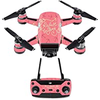 Skin for DJI Spark Mini Drone Combo - Refuse To Sink| MightySkins Protective, Durable, and Unique Vinyl Decal wrap cover | Easy To Apply, Remove, and Change Styles | Made in the USA