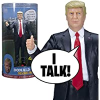 Our Friendly Forest Donald Trump Talking Figure
