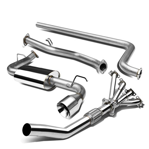 Manifold Back Exhaust - 3