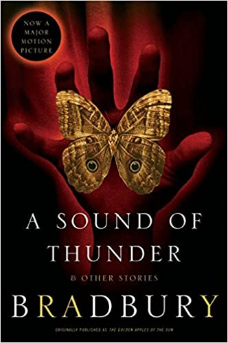 Image result for the sound of thunder book cover