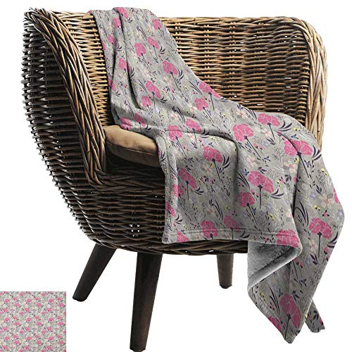 Flora Floral Comforter - ZSUO Sand Free Beach Blanket 60