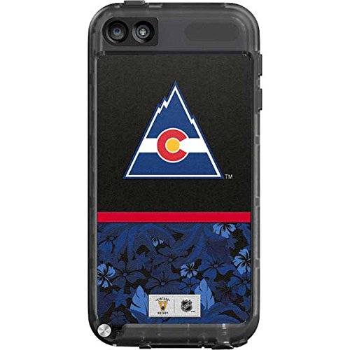 Skinit Colorado Avalanche Ipod Skin - NHL Colorado Avalanche LifeProof fre iPod Touch 5th Gen Skin - Colorado Rockies Retro Tropical Print