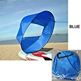 "42"" Downwind Wind Paddle Popup Board Kayak Sail Kit Kayak Wind Sail Kayak Accessories, Easy Setup & Deploys Quickly, Compact & Portable"