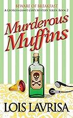 Murderous Muffins (Georgia Coast Cozy Mysteries Book 2)