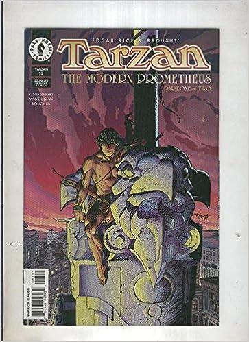 TARZAN Dark Horse 1996 Numero 13: The modern Prometheus ...