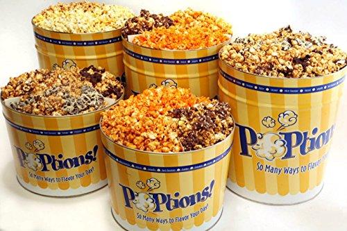 popcorn 3 flavors - 7