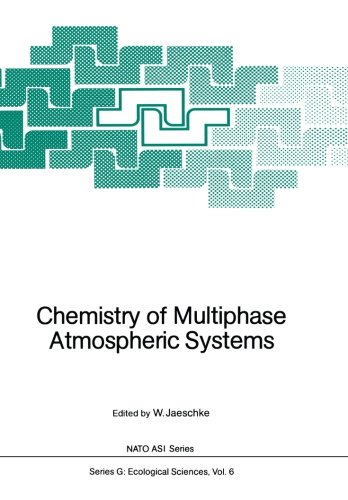 Chemistry of Multiphase Atmospheric Systems (Nato ASI Subseries G:)