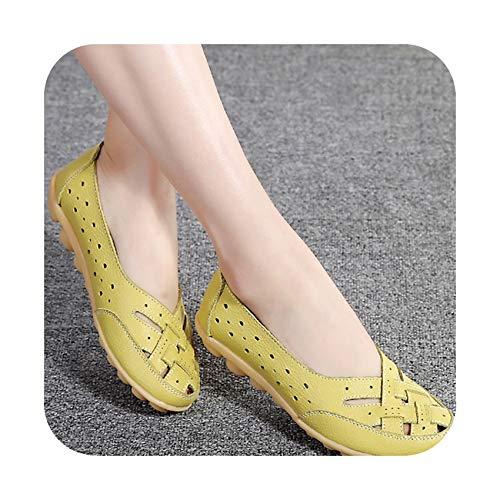 Women Loafers Ballet Flat Shoes,Light