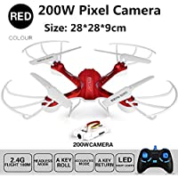 RC Drone 200w HD Camera Kids Toys Quadcopter Quadcopter Helicopter Aircraft Toys Kid Air plane Gift